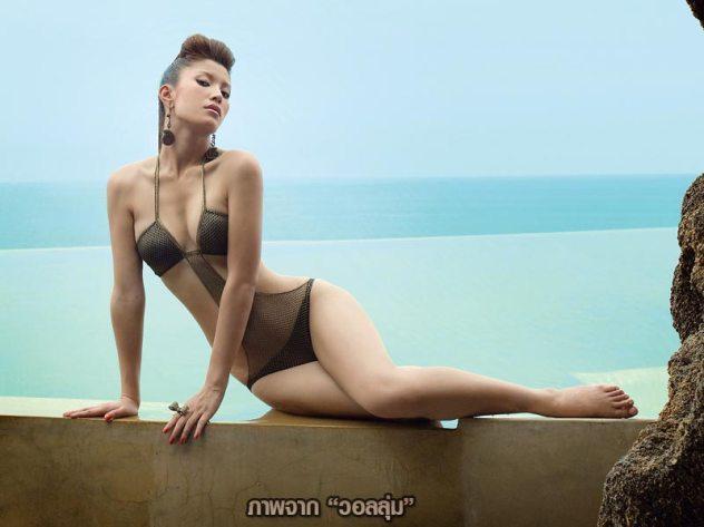 เอมี่-มรกต-กิตติสาระ-bikini