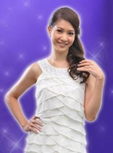 น้องโจอี้ อรวิภา กนกนทีสวัสดิ์ นางสาวไทยคนที่ 45