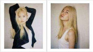 ดาอึล คิม นางแบบจากเกาหลี