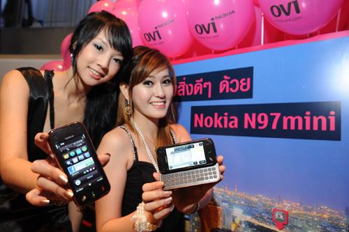 พริตตี้ โนเกีย N97 1