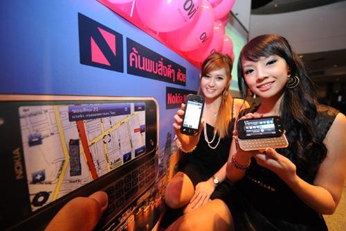พริตตี้ โนเกีย N97 2