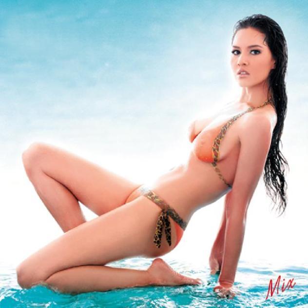 นางแบบ ปฏิทินลีโอ2010: มิกซ์ - เจนจิรา เกิดประสพ
