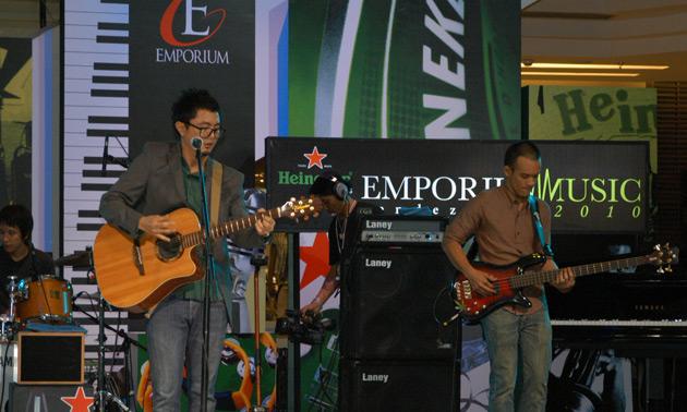 Heineken present Emporium Music Rendezvous 2010