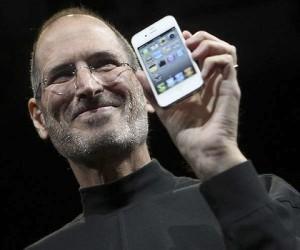 สตีฟ จ็อบส์  iPhone 4
