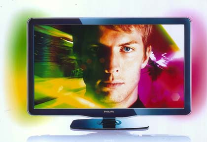 Philips LED HDTV 40PFL-6605