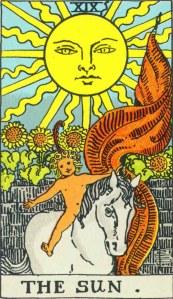 The-Sun ราศีธนู Sagittarius